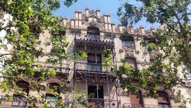 Paseo Sagasta Zaragoza
