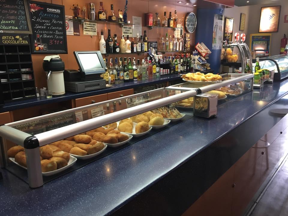 cafeteria el pajaro azul zaragoza