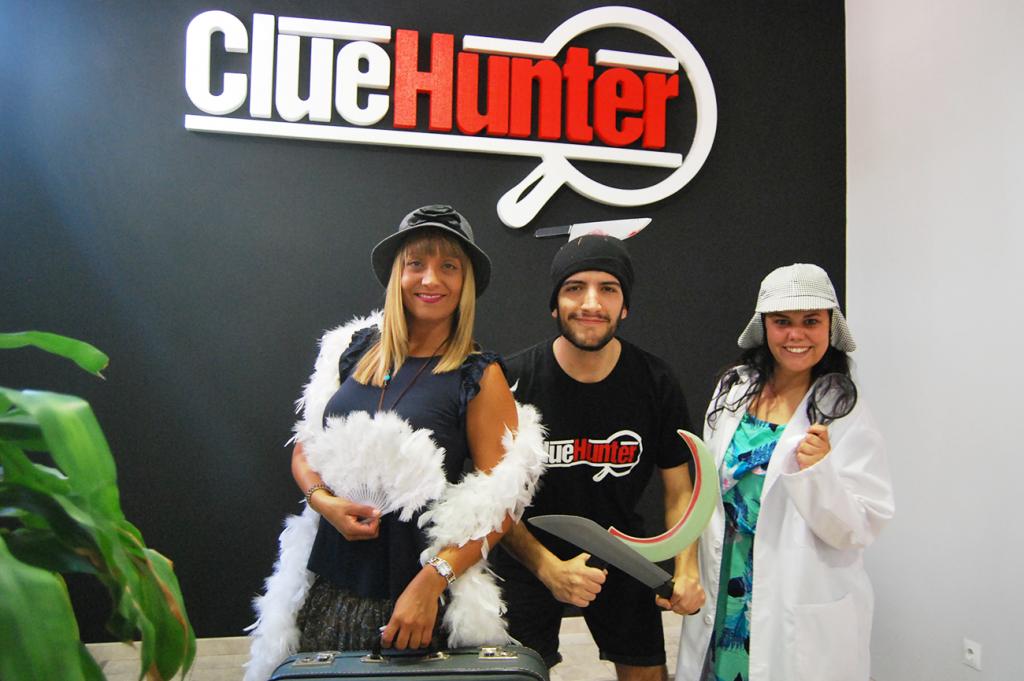 clue hunter escape room zaragoza