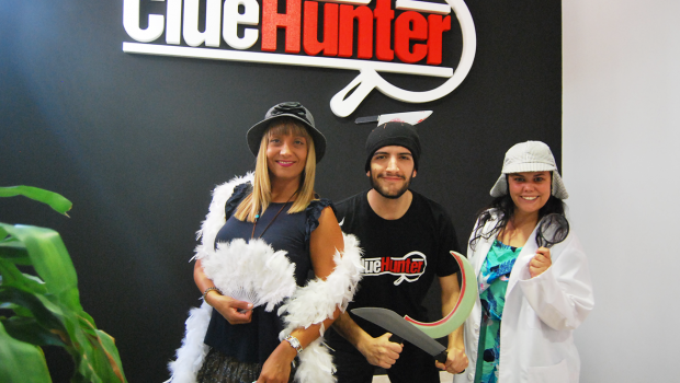 clue hunter escape room zaragoza