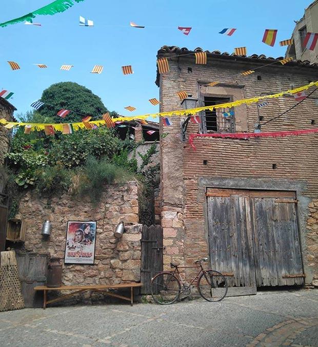 Objetos de la tienda de antiguedades y restauración Paco en Alquézar