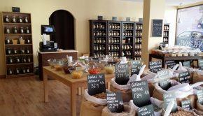 Aragranel tienda de legunbres a granel en Puente Virrey, San Jose