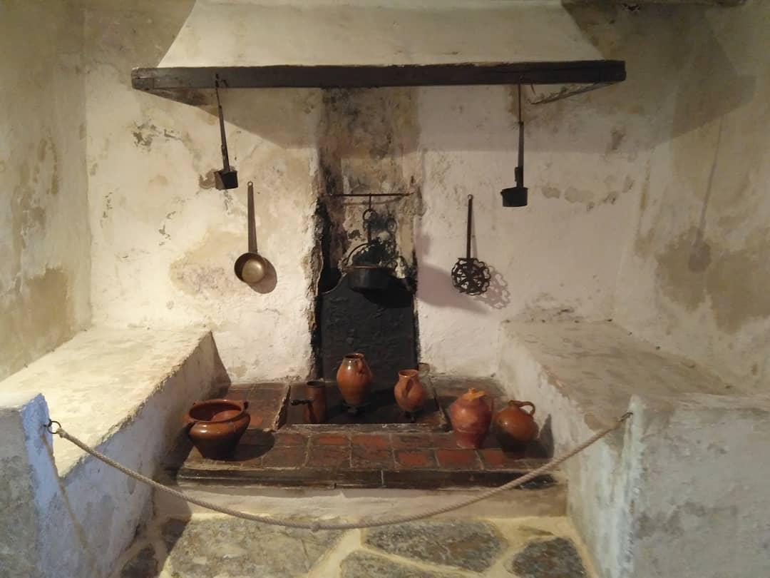Cocina de la Casa Natal de Goya de Francisco de Goya