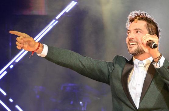 david bisbal en concierto espacio zity valdespartera