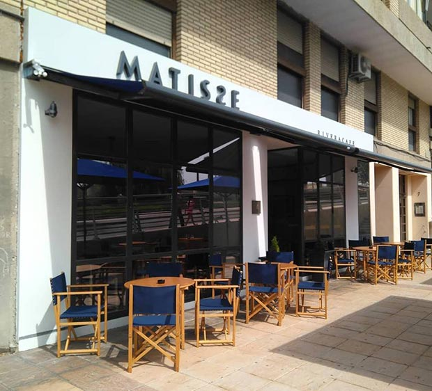 Matisse Riveracafé