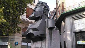 Monumento a Joaquín Costa
