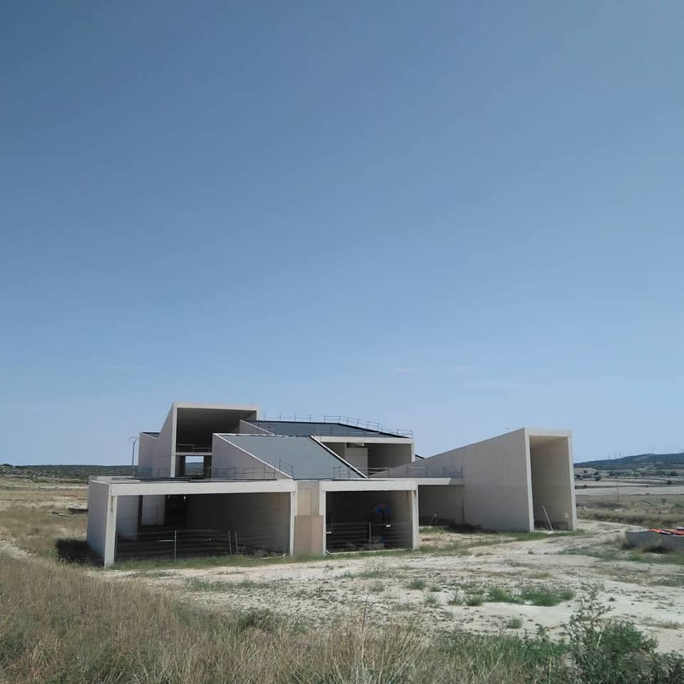 El inacabado Museo del Grabado Contemporáneo