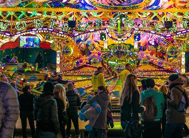 Recinto Valdespartera: Fiesta de la Cerveza, Circo y Ferias