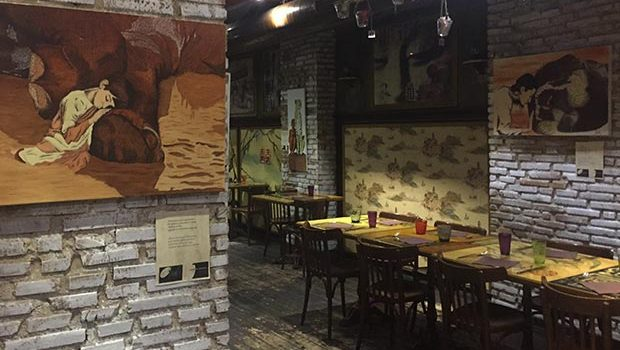 Restaurante Asian Caffe en Madre Vedruna