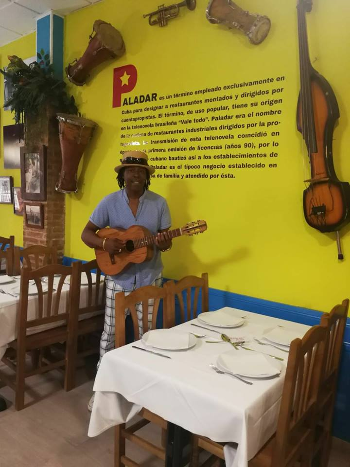 Restaurante El Paladar - Calle Pilar Lorengar