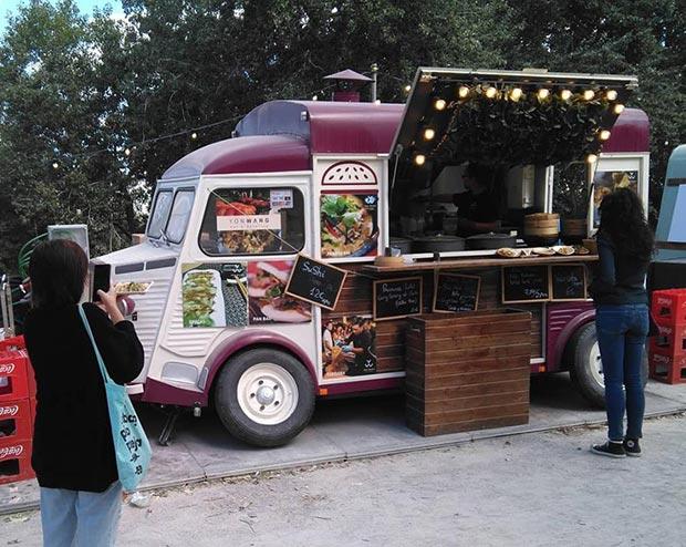 Vuelve el Ebro Food, el III Festival Food Trucks de Zaragoza