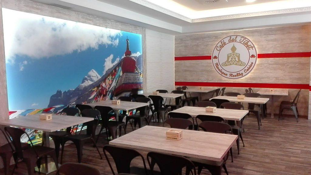 cafe del tibet gomez laguna