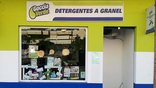 goccia verde zaragoza detergentes a granel