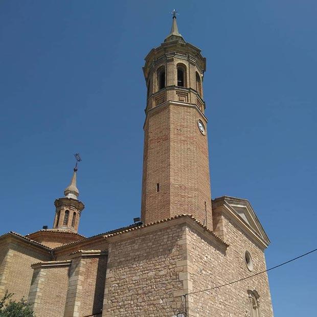 Iglesia de Fuendetodos