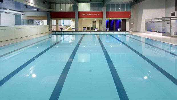 metropolitan romareda paraiso piscina