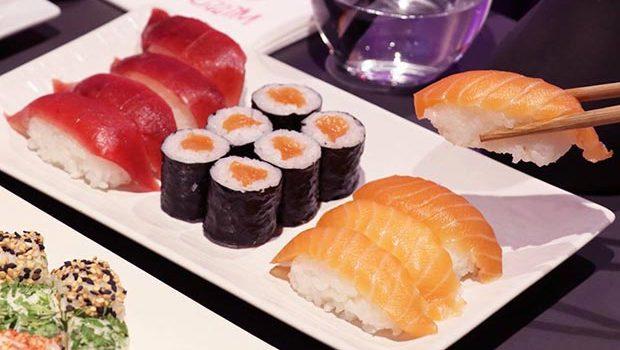 Miss Sushi Zaragoza Coso zaragozano
