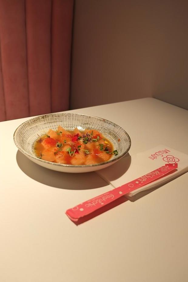plato en el miss sushi gomez laguna