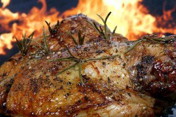 Asador de pollos Tio Aissa Zaragoza