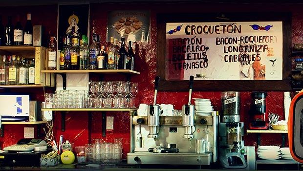 Bar Entalto Calle Mayor Zaragoza