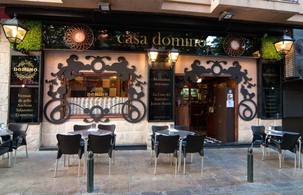 Casa Domino plaza de santa marta