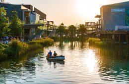 Centro comercial Puerto Venecia Zaragoza