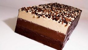 Chocolates Capricho turron de tres chocolates