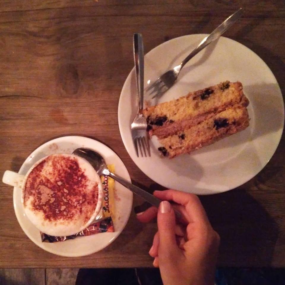Koalalumpur tarta de oreo y cafe