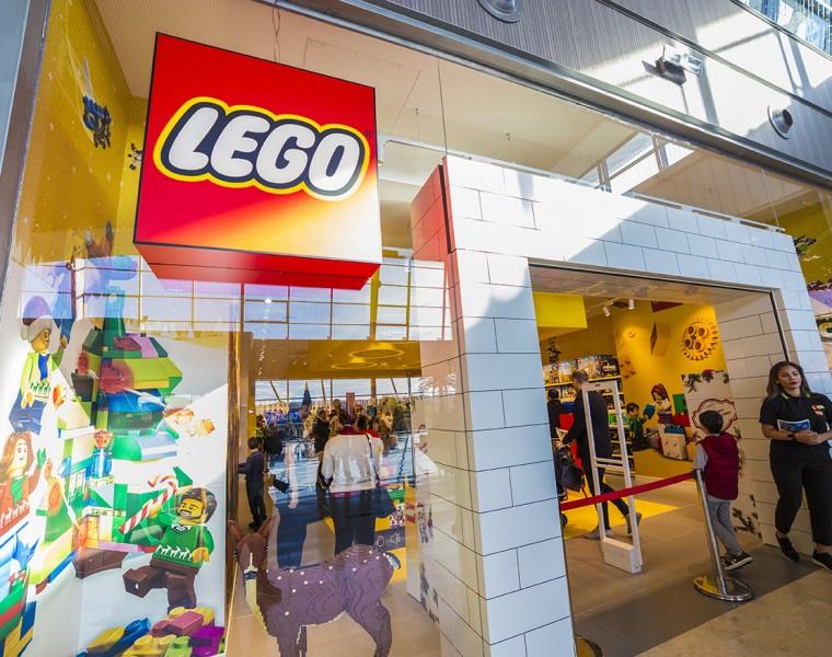 Lego Puerto Venecia