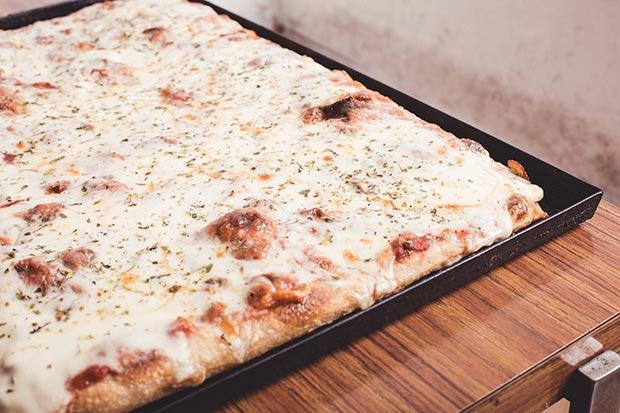 Pasta Fresca de Zecchi pizza al corte