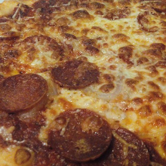 Pizzería Bruno en el barrio de Torrero
