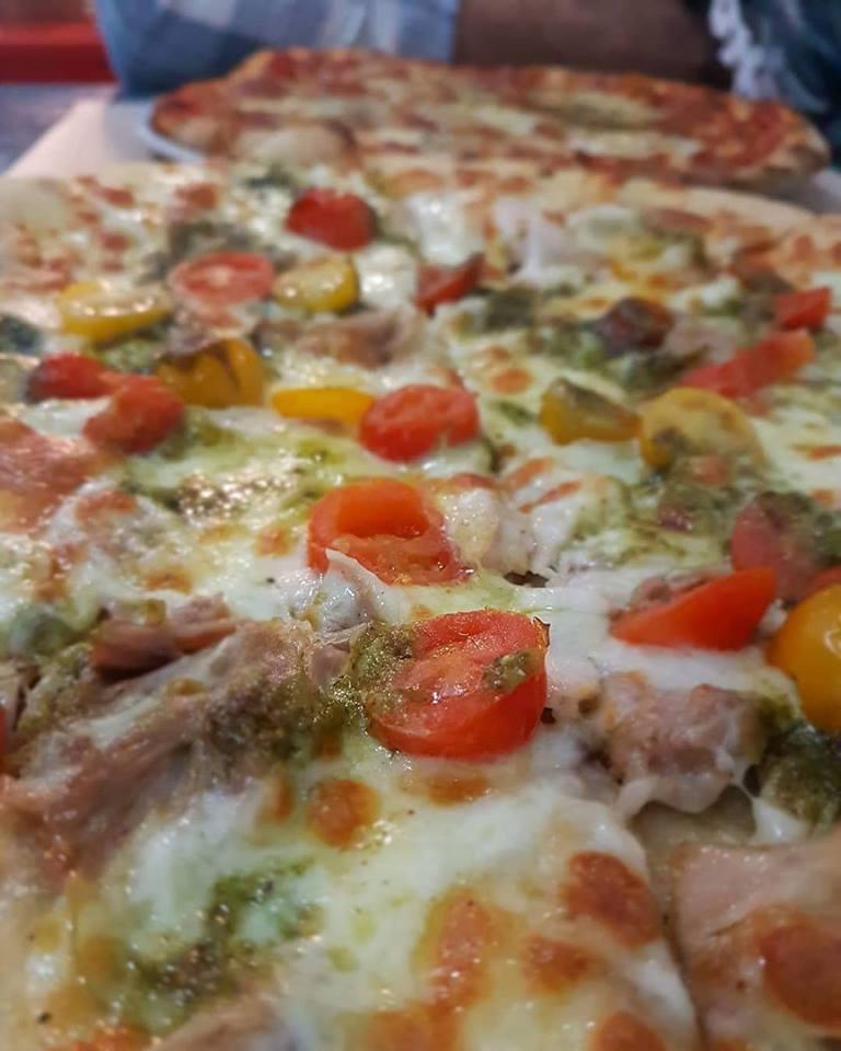Pizzería Metrópolis