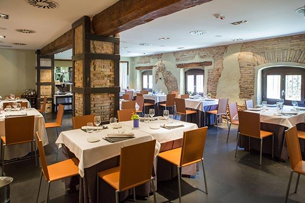 Restaurante El Molino de San Lázaro