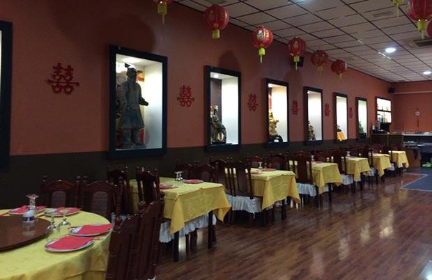 Restaurante Hui Feng calle graus zaragoza
