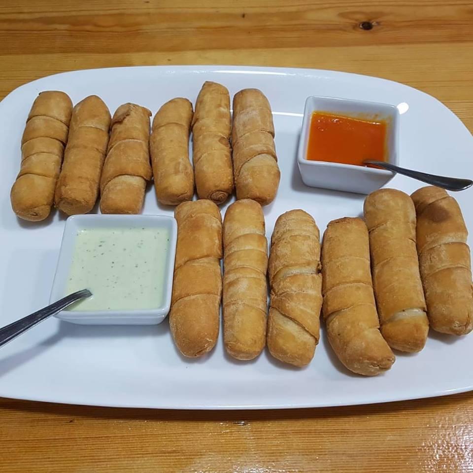 plato del restaurante Molarepa Albareda