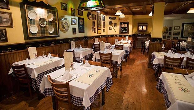 Restaurante Pasta Nostra italiano en zaragoza