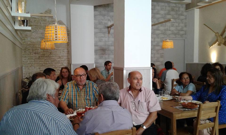 Comedor del Restaurante Perú Sabor