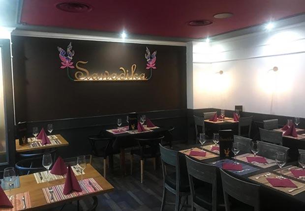 Sawadika Restaurante Tailandés