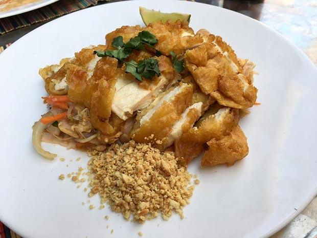 Sawadika Restaurante Tailandes platos del dias