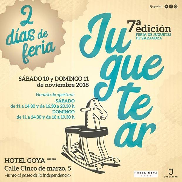 Septima edicion de Juguetear, la Feria de juguetes antiguos, de colección, miniaturismo y tebeos
