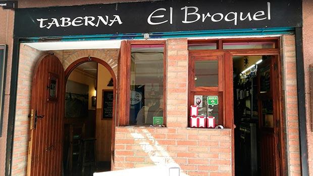 Taberna El Broquel en Zaragoza