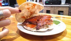 Kebab de ternasco en la Taberna el Papagayo