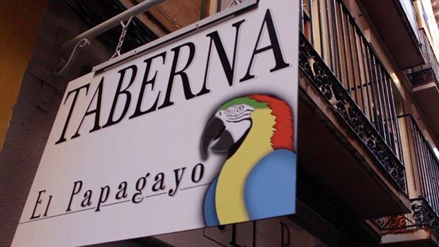Taberna El Papagayo
