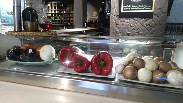 Barra del Umami Tapas Restaurante