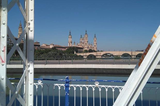 Vista del Pilar