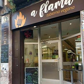 a flama taberna vegana