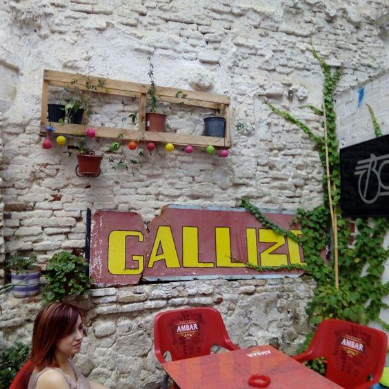 bar gallizo terraza
