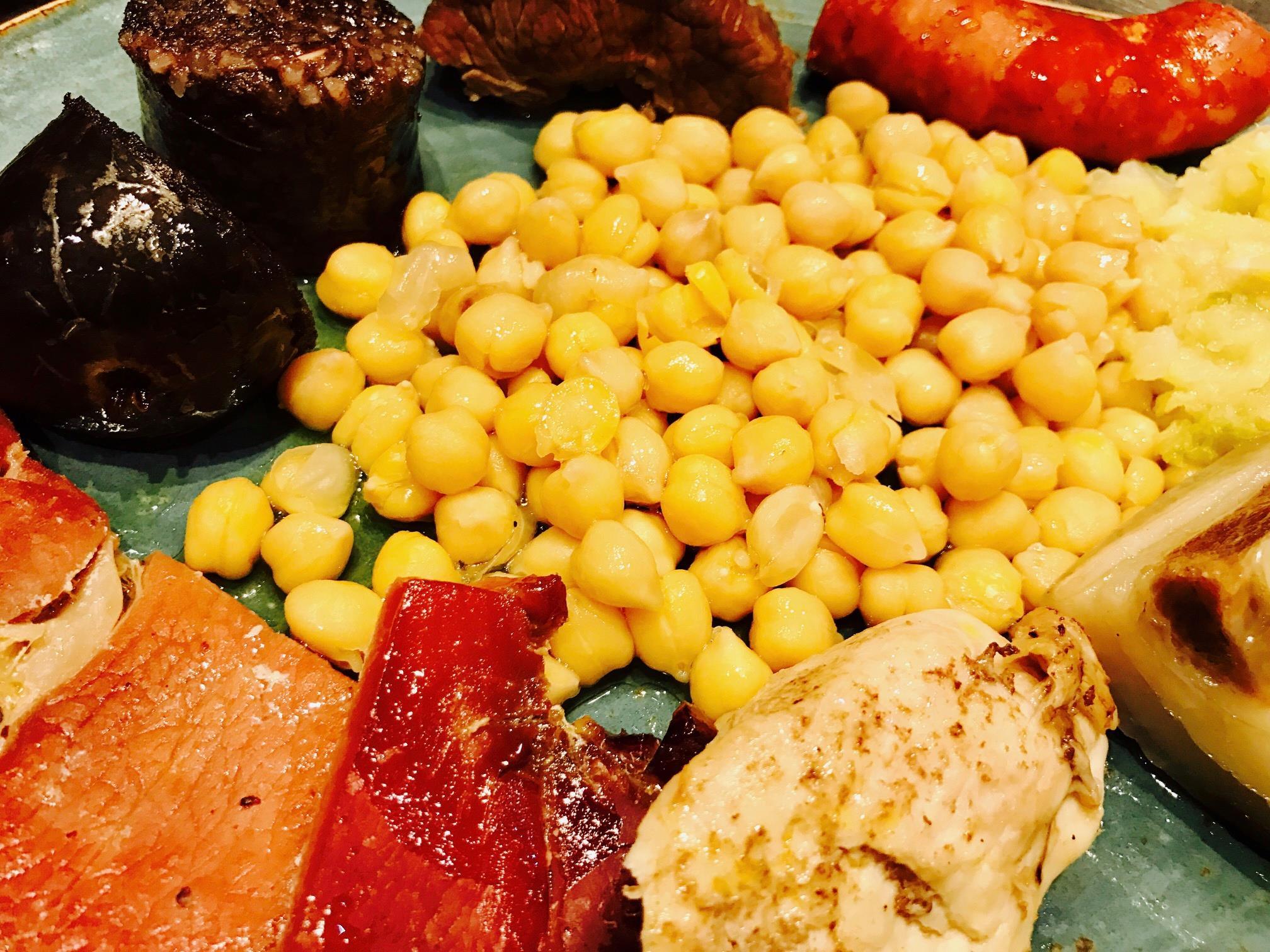 cocido en la rinconada de lorenzo