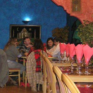el Sabor de la India restaurante indio