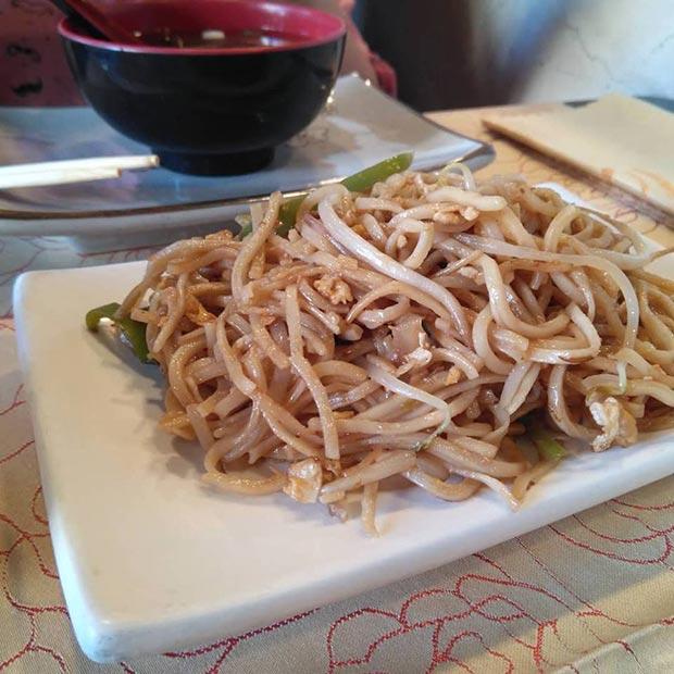 menu del restaurante sakura de calle luis vives