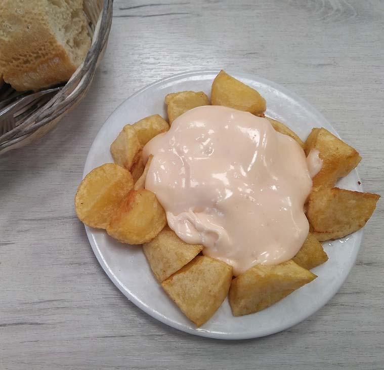 montesol bravas patatas